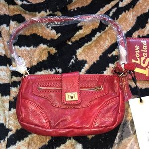 Handbags - Genuine leather clutch